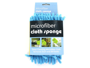 Wholesale: Microfiber cloth sponge