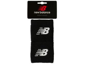 "Wholesale: 3"" wristband pair black"