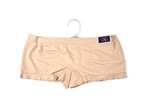 Wholesale: Women's Large Nude Seamless Underwear Boy Cut Shorts