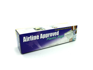 Airline travel bags