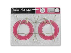 Wholesale: 2 Pack plate hangers