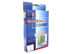 Wholesale: Monitor and keyboard protective covers
