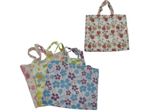 Wholesale: Large Printed Tote Bag