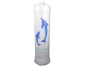 Wholesale: Dolphin toilet paper holder
