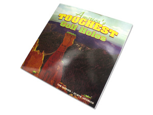 Wholesale: America's Toughest Golf Holes full color book