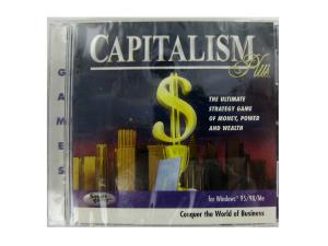 Wholesale: Capitalism Plus PC Game
