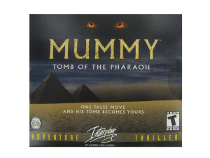 Wholesale: Mummy: Tomb of the Pharaoh PC Game