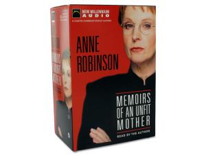 """Wholesale: """"Memoirs of an Unfit Mother"""" audio cassette"""