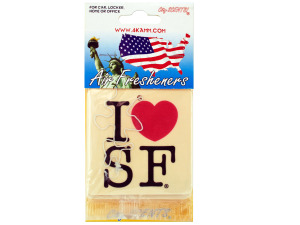 Wholesale: 3pk sf air fresheners