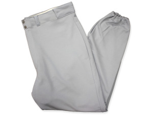 Grey Baseball Pants (assorted sizes)