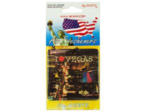 Wholesale: Las Vegas Air Freshener