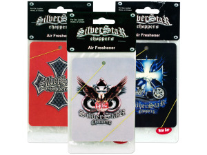 """Wholesale: """"Choppers"""" air freshener, assorted scents"""