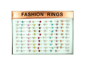 Wholesale: Fashion ring display