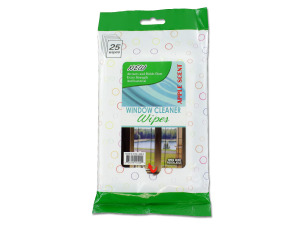 Wholesale: Window Cleaning Wipes