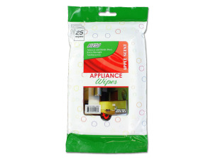 Wholesale: Appliance wipes