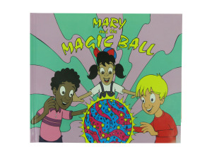 "Wholesale: ""Mary and the Magic Ball"" children's motivational book"