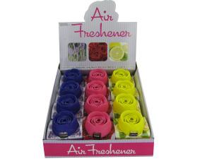 Wholesale: Flower-shaped air freshener display