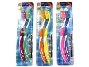Wholesale: Medium Bristle Toothbrushes Set