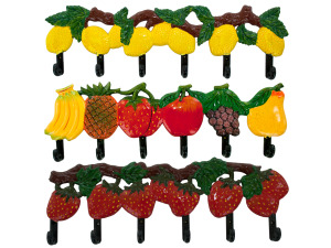 Wholesale: Key Holder Fruit Design