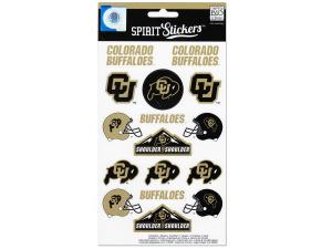 Colorado Buffaloes Spirit Stickers