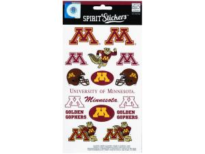 University Of Minnesota Gophers Spirit Stickers