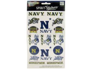 Navy Spirit Stickers