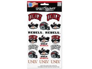 University Of Las Vegas Rebels Spirit Stickers