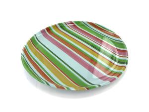 Wholesale: Large colorful plastic platter