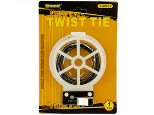 Multi-Purpose Metallic Twist Tie Reel