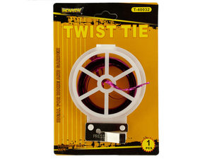Metallic Twist Tie Reel
