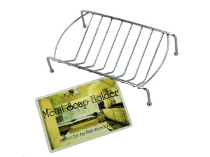 Wholesale: Metal Soap Dish