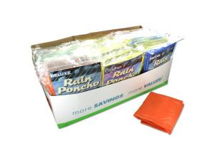 Wholesale: Adult & Children's Rain Ponchos Countertop Display