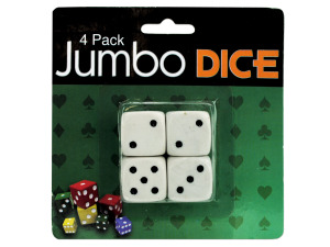 Wholesale: Jumbo Dice