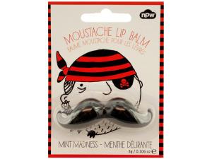 Wholesale: Mustache Lip Balm