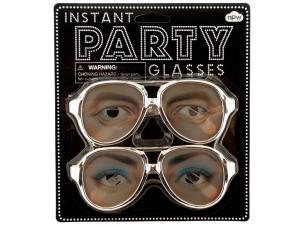 Wholesale: Instant Party Glasses