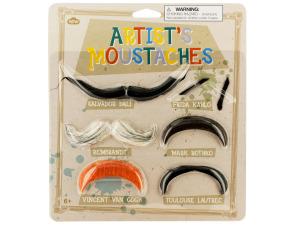 Wholesale: Artist's Mustaches Set