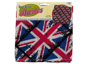 British Flag Bandana