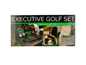Wholesale: Executive Portable Golf Set
