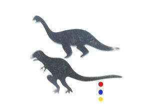 Wholesale: Mirror Wall Dinosaur Stickers