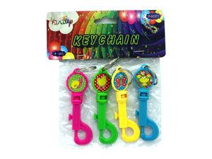 Wholesale: Colorful Key Chain