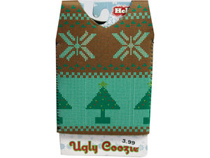 Wholesale: Christmas themed coozie with assorted designs