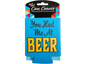Wholesale: Assorted novelty coozie
