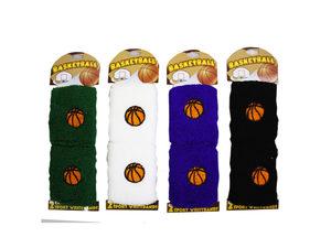 Wholesale: Basketball Wristband Set