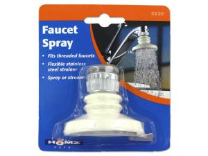 Wholesale: Faucet spray