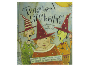 "Wholesale: ""Twisted Sisters"" hardcover book"