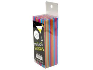 Wholesale: Mini Stir Straws