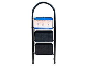 Wholesale: 3 Step Ladder with Large Platform Steps