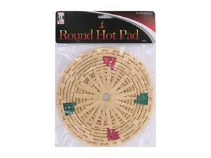 Wholesale: Round hot pad