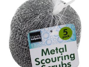 Metal Scouring Scrubs
