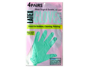 Wholesale: Latex Gloves Set